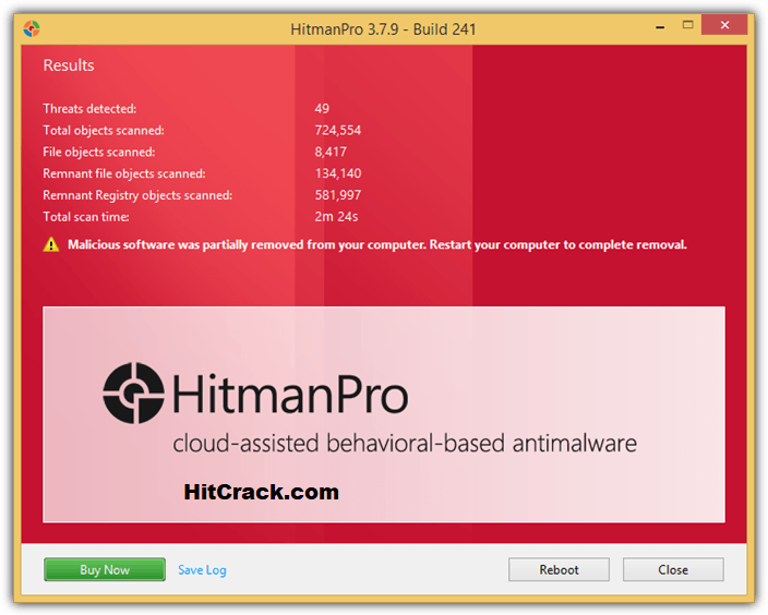 Hitman Pro Crack With Serial Key
