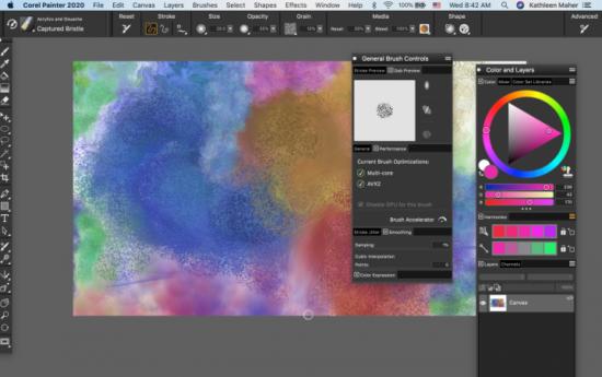 Corel Painter Crack Keygen Free Download