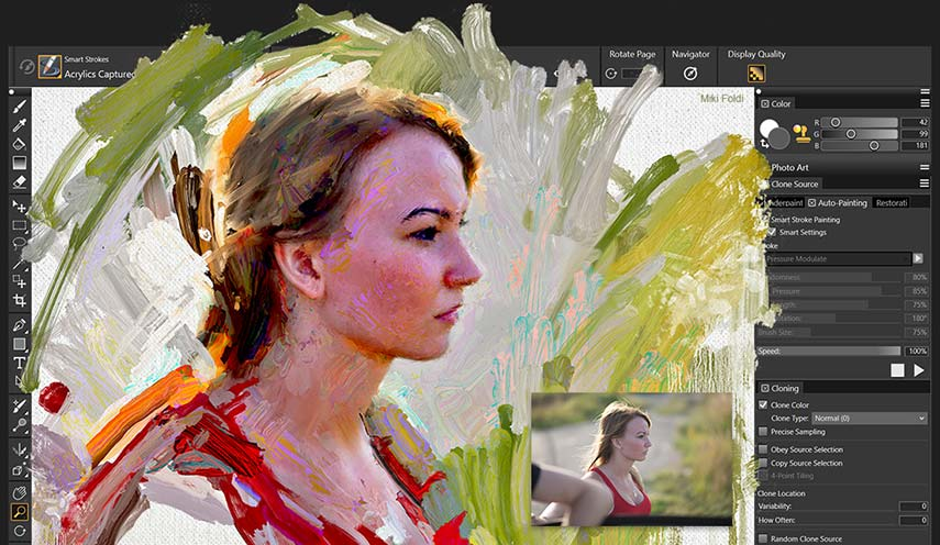 Corel Painter Crack with Serial Key Latest