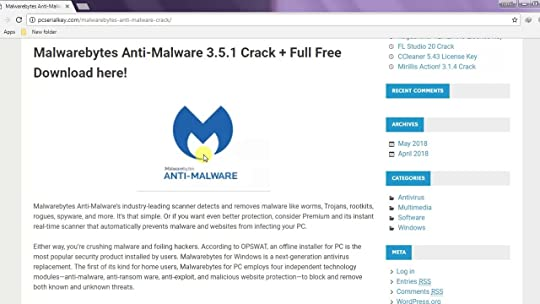 Malwarebytes Premium Crack with full serial key free download