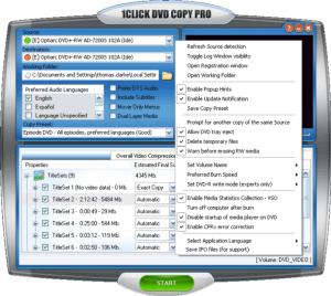 1CLICK DVDTOIPOD Product Key