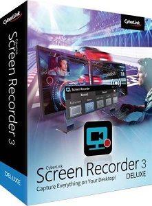 Cyberlink Screen Recorder Deluxe Keygen