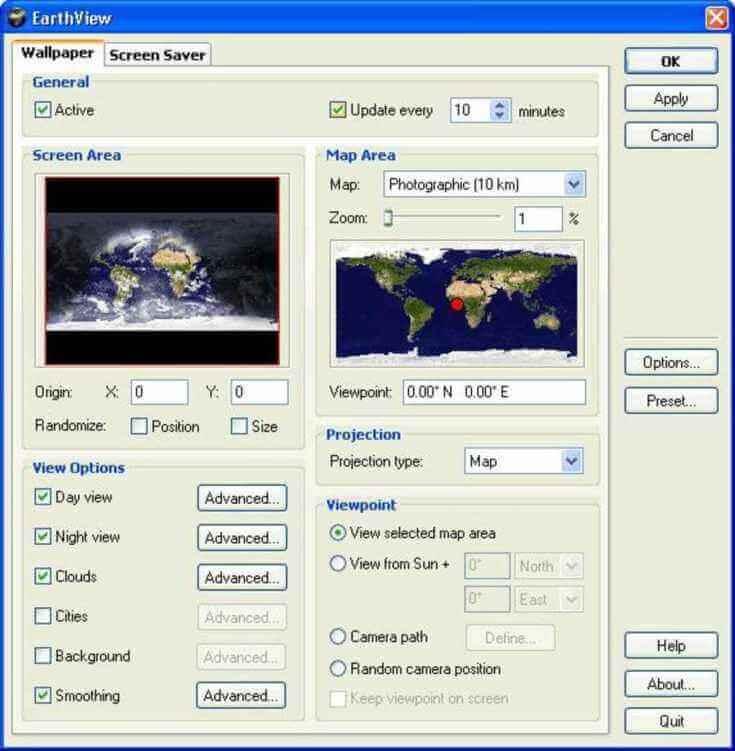 EarthView Activation Key