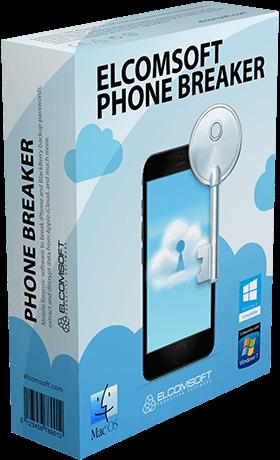 Elcomsoft Phone Breaker Crack